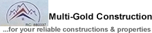 Multi Gold Construction Company